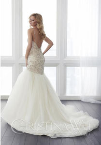 CHRISTINA WU BRIDE COLLECTION 15644