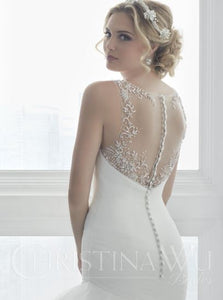 CHRISTINA WU BRIDE COLLECTION 15631