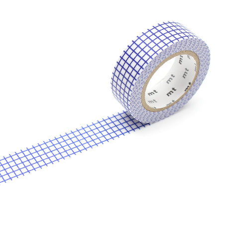 MT Hougan Blueberry Washi Tape