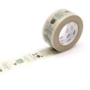 MT Tea Ceremony Washi Tape
