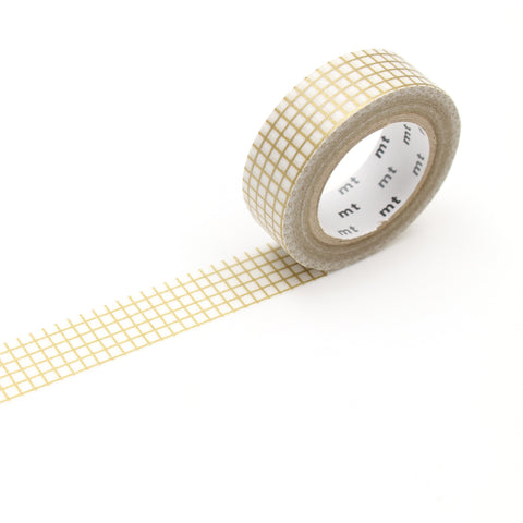 MT Hougan Gold Washi Tape