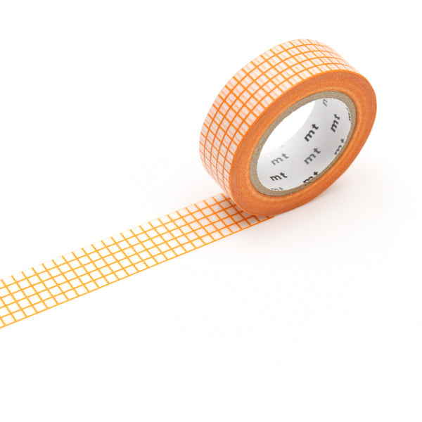 MT Hougan Mandarin Washi Tape