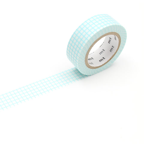 MT Hougan Mint Blue Washi Tape