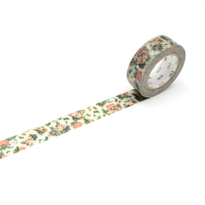 MT Mini Flower Botanical Art Washi Tape
