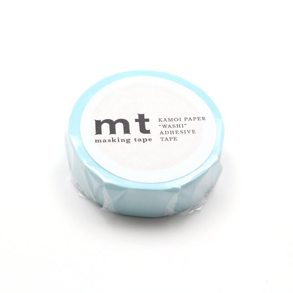MT Pastel Powder Blue Washi Tape