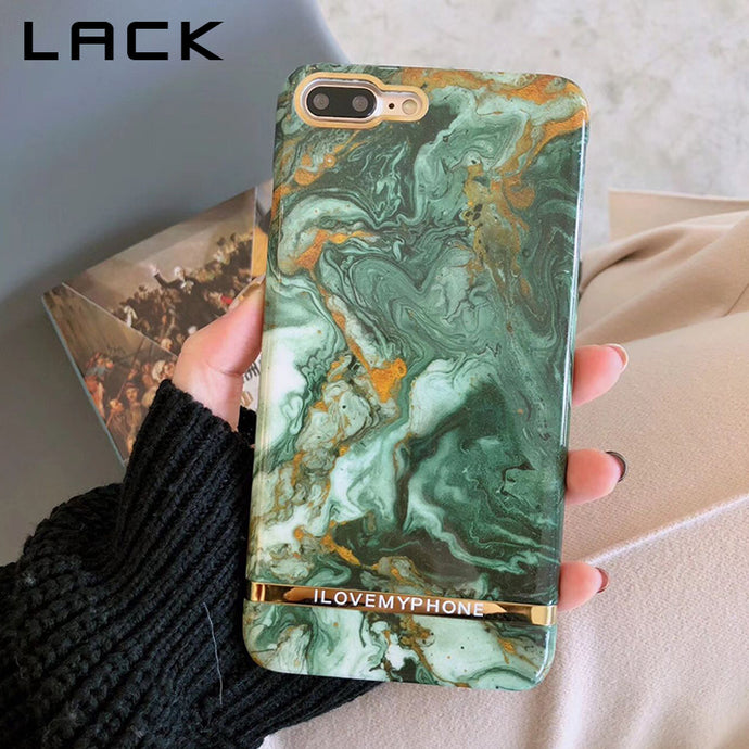 Abstract Marble Pattern Case For iphone