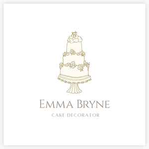 Wedding Cake - Logo Evolution