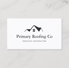 House Roof Premade Logo by Maura Reed - Logo Evolution