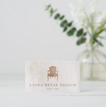 French Chair Premade Logo by Maura Reed - Logo Evolution