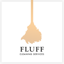 Feather Duster Premade Logo by Maura Reed - Logo Evolution