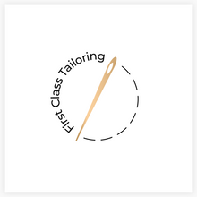 Tailoring Sewing Needle - Logo Evolution