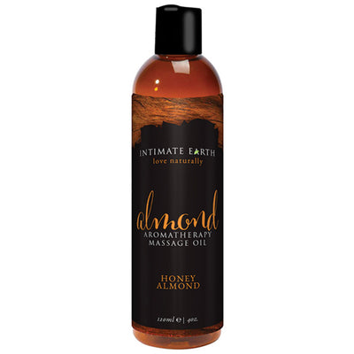 Almond Massage Oil 120ml