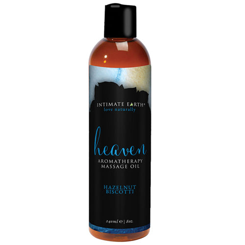 Heaven Hazelnut Biscotti Massage Oil 240m