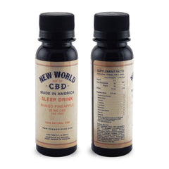 New World CBD Sleep Drink