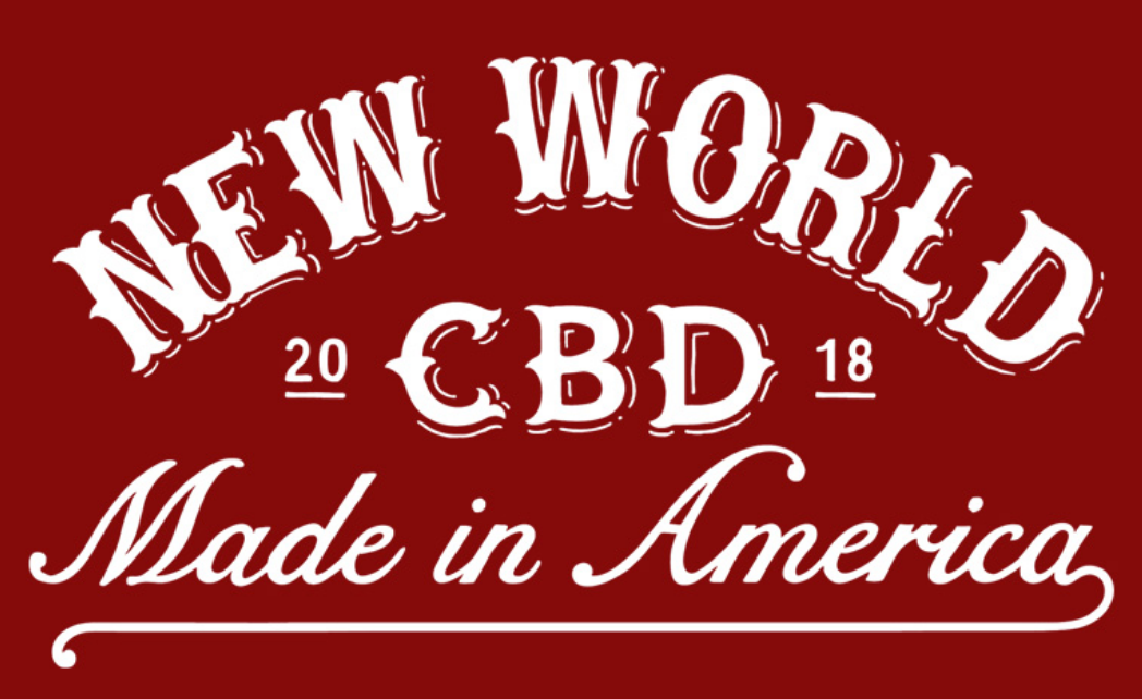 New World CBD logo