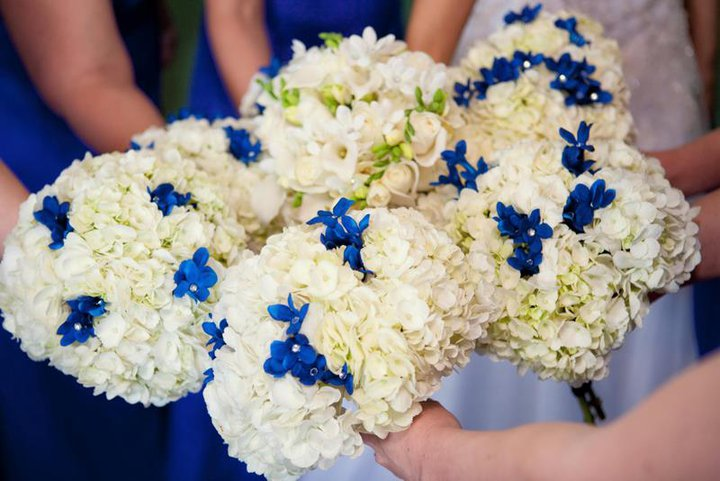 Bridesmaid Bouquet Hand Tied