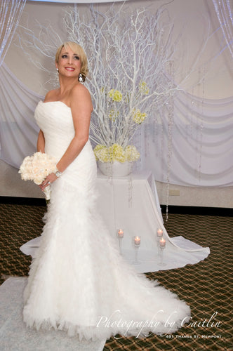 Bride and Tree