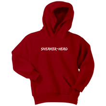 Load image into Gallery viewer, SNEAKER HEAD- YOUTH HOODIE