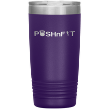 Load image into Gallery viewer, POSHnFIT Signature Collection- 20 oz Tumbler