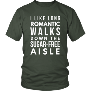 SUGAR FREE AISLE Tees Tanks & Hoodies