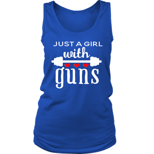 Just a Girl With Guns