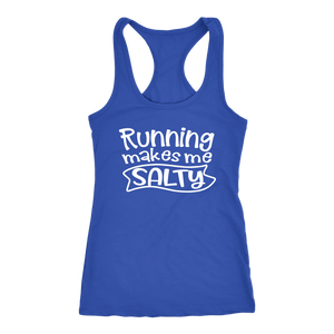 Running Makes Me Salty