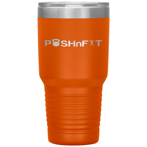 POSHnFIT Signature Collection- 30 oz Tumbler