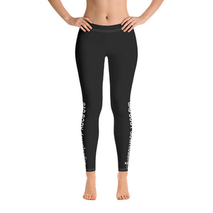 BAD BODY DOWNLOADING leggings