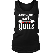 Load image into Gallery viewer, Just a Girl With Guns