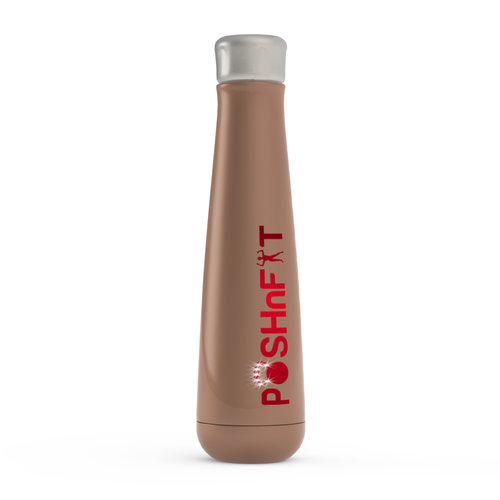 POSHnFIT Signature Collection Water Bottles