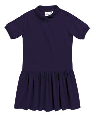 NEW Polo Dress K-2nd Grade Only