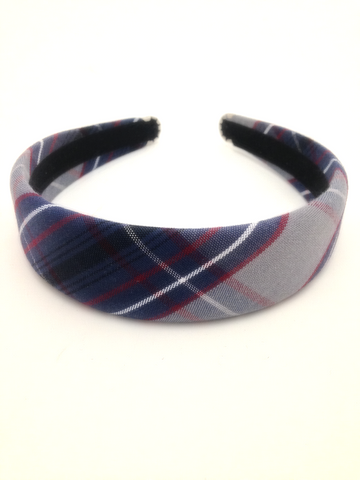 FCA Plaid Headband