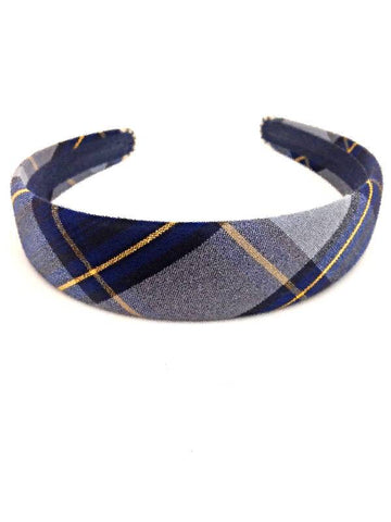 St. Mary Plaid Headband