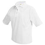 AP 8th Grade White Polo