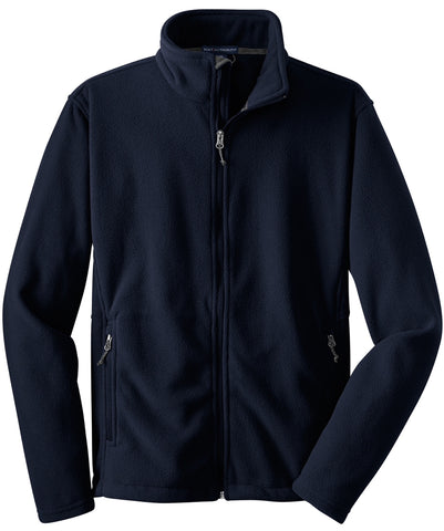 Fleece Jacket W/ Logo