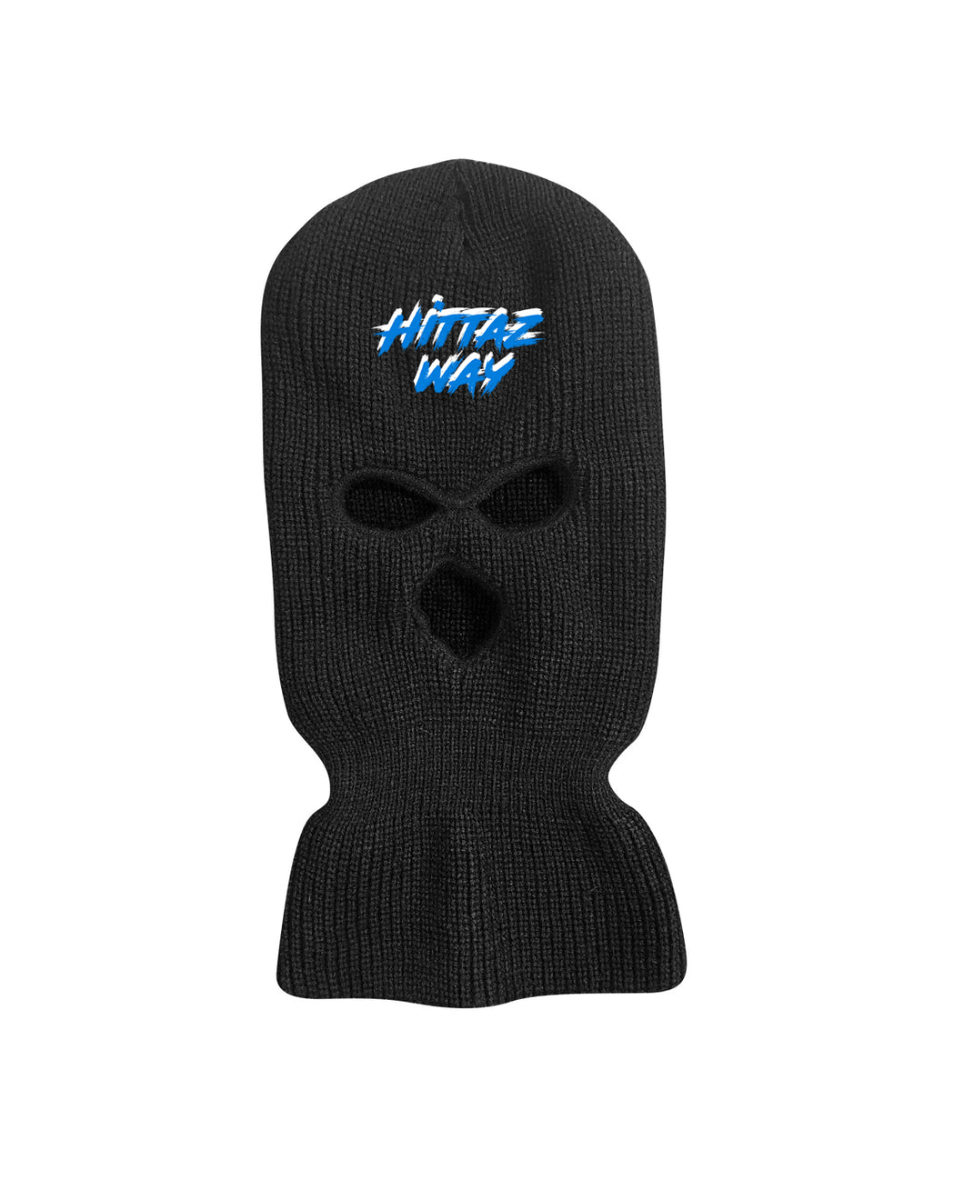 SKI MASK (BLACK/BLUE)