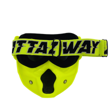 Load image into Gallery viewer, HITTAZ GOGGLES NEON GREEN