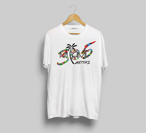 Miamihittaz White Culture Tee