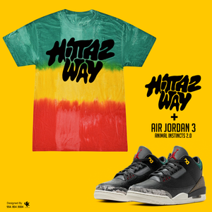 HITTAZ ANIMAL INSTINCT TEE