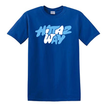 Load image into Gallery viewer, HITTAZ YZ BLUE TEE