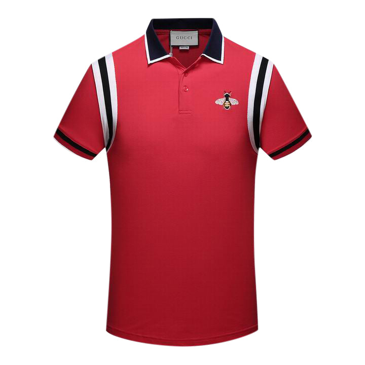 3d79c5306e5 Men s Gucci Bee Polo Shirt - Members Only Lux