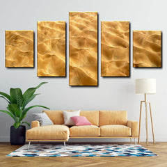 Aerial Photography 5-Piece Canvas Wall Art Set