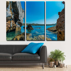 Beautiful Nature 3-Piece Canvas Wall Art Set