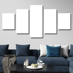Custom 5-Piece Canvas from Photo - 5 Piece / 4 Piece / 3 Piece / 1 Piece - by NorthShark
