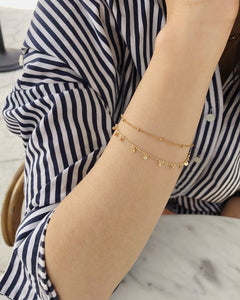 Paris Jewelry Collection: Satellite Chain Bracelet