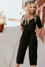 Load image into Gallery viewer, Bentonville Jumpsuit in Navy