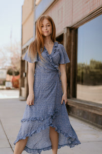 Chandler Ditsy Floral Dress