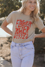 Load image into Gallery viewer, Vermont Tee Collection: Flower Power