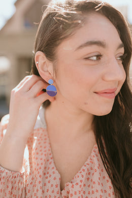 Village Co x Brooks Cove: St. Cloud Handmade Earrings