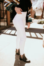 Load image into Gallery viewer, San Antonio White Jeans